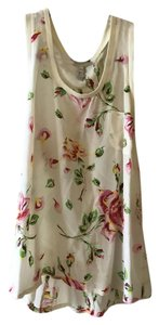 Joie Small Tank Top Floral