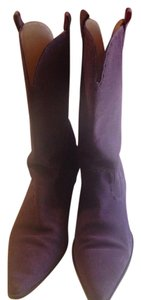 Michael Kors Purple Boots