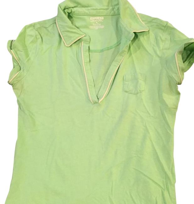 Item - Lime Green Tee Shirt Size 8 (M)