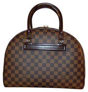 Louis Vuitton Nolita Nolita Damier Speedy Satchel