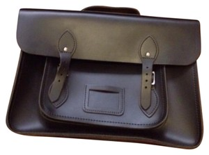 The Cambridge Satchel Company Black Messenger Bag