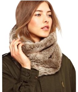 Pure Collection Faux Fur Snood
