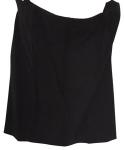 Ralph Lauren Mini Skirt Black