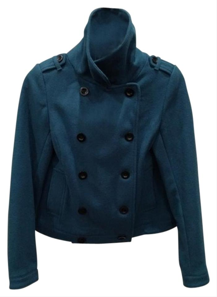 official shop buy best no sale tax Short Double Breasted Coat