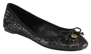 Tory Burch Chelsea Black Flats