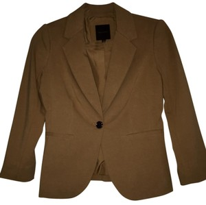 The Limited Camel Blazer