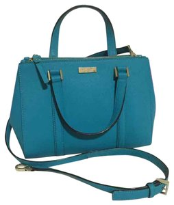 Kate Spade Satchel in Turquoise