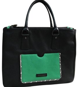 Hayden-Harnett Satchel in Black