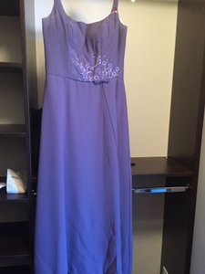 Mori Lee Lavender 510 Dress