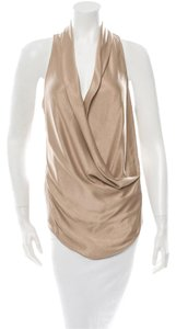 Helmut Lang Top gold