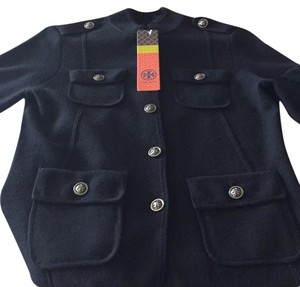 Tory Burch Button Down Shirt Black /001