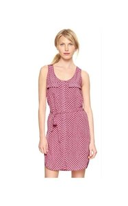 Gap short dress Pink Resort Racer-back on Tradesy