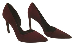 9W instyle Dark red/wine Pumps