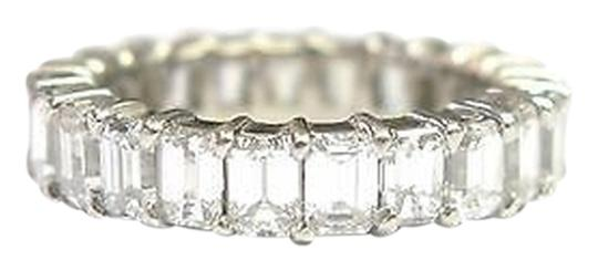 Preload https://img-static.tradesy.com/item/1976743/fine-emerald-cut-diamond-shared-prong-eternity-band-ring-white-gold-575ct-sz8-0-0-540-540.jpg