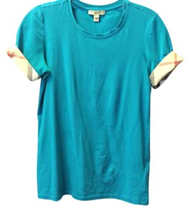 Burberry Brit T Shirt Turquoise