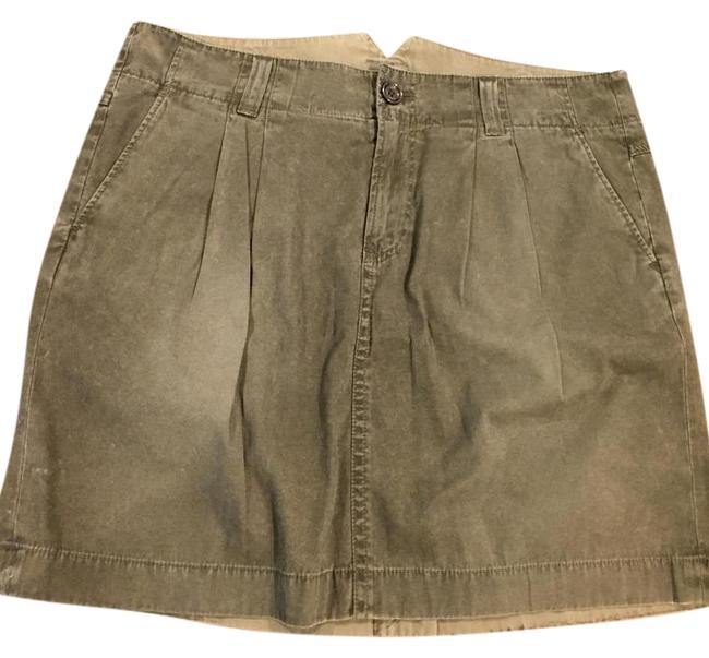 Item - Olive Brit Skirt Size 10 (M, 31)