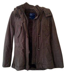 American Eagle Outfitters Military Jacket