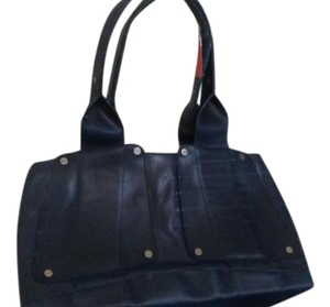 Matt and Nat Tote in Dark blue