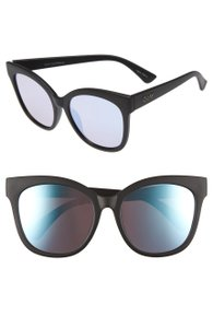 Quay Australia Quay Australia 'It's My Way' 55mm Oversize Sunglasses