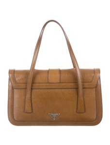 Prada Like New Tote in Light Brown