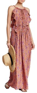 Multi colored Maxi Dress by Calypso St. Barth