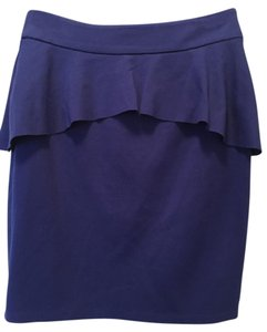 INC International Concepts Skirt Royal blue