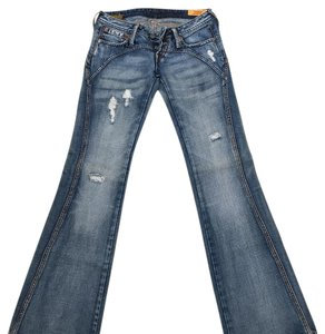 Check pic Flare Leg Jeans