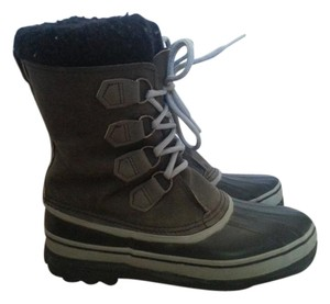Sorel Winter black and gray Boots