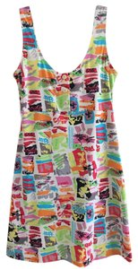 Chanel short dress multi color on Tradesy