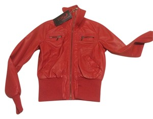 Yoki Red Jacket