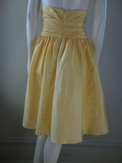Venus Bridal Dandelion Yellow Bm1432 Dress