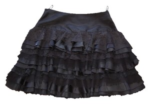 Tikirani Mini Skirt black