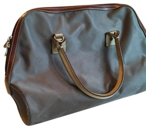 Lancel Satchel in Some Shade Of Grey