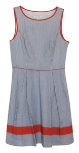 Jessica Simpson short dress Blue on Tradesy