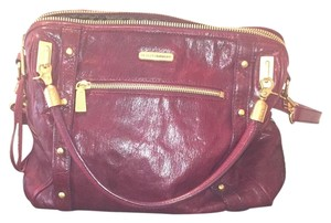 Rebecca Minkoff Handbag Satchel in Rasberry