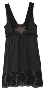 Free People short dress Green on Tradesy