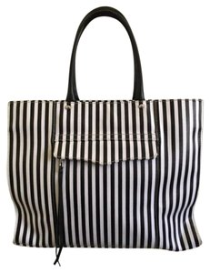 Rebecca Minkoff Tote in Black and White