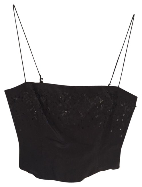 Preload https://img-static.tradesy.com/item/19769754/tahari-black-night-out-top-size-4-s-0-2-650-650.jpg