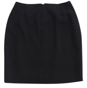Ann Taylor Mini Skirt Black