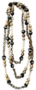 Dolce&Gabbana D & G collection beads necklace