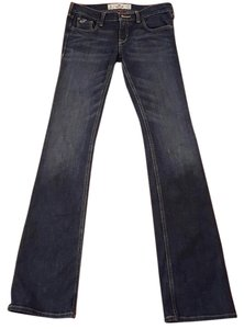 Hollister Distressed Boot Cut Jeans