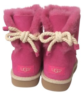 UGG Australia New With Tags Nwt Fuchsia Boots