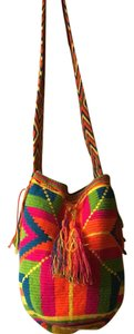 Wayuu Tribe Brand New No Tags Imported Hobo Bag