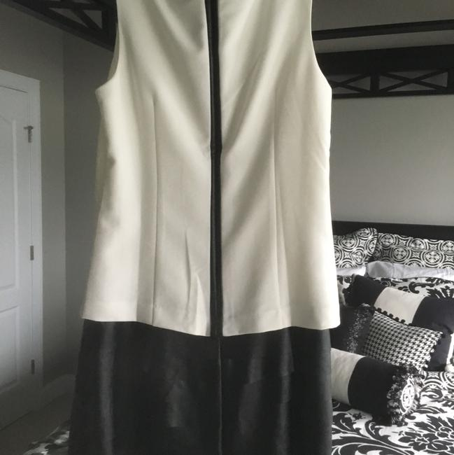 Preload https://img-static.tradesy.com/item/19770627/ann-taylor-white-with-black-skirting-35006-knee-length-night-out-dress-size-4-s-0-0-650-650.jpg