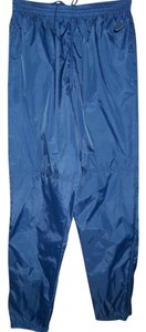 Nike Medium Logo Mens Athletic Pants Blue