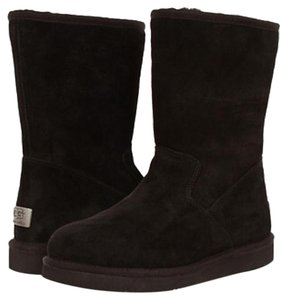 UGG Australia Nwt New With Tags Shearling Black Boots