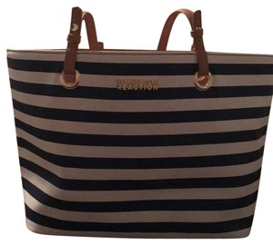 Kenneth Cole Reaction Tote in Blue And White