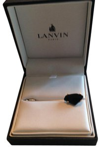 Lanvin Lanvin Paris Crystal Tie Pin