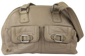Stone Mountain Accessories Satchel in Beige