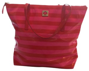 Kate Spade Tote in Red & Hot Pink